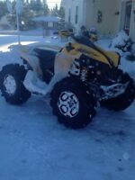 2008 Can Am Renegade 800 for sale!!