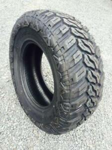 Four NEW 35x12.50x15 Antares Deep Digger Mud Tires