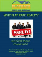 Flat Rate Realty Programs