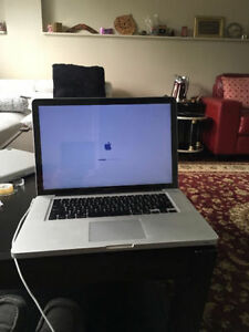 Read full ad ** Quad Core i7 15'' MacBook Pro