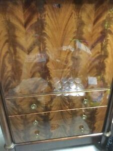 Gorgeous Storage Cabinet With Key Excellent Condition Must See