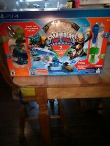 skylanders trap team neuf pour ps4