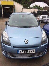 Immaculate Renault GR-Scenic, 1.5L Diesel, 7-seater, Long MOT