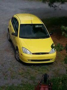 2002 Ford Focus Hatchback