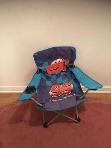 Flash Mac queen kids lawn chair. AVAILABLE