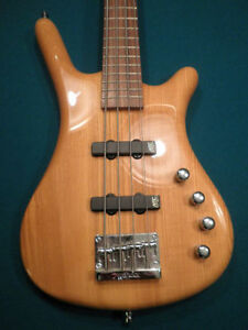 Warwick Corvette Bass