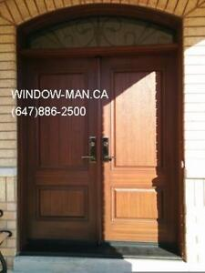 Door Replacement Fiberglass Entry Exterior  modern or traditiona