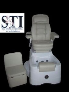 Nail Salon Equipment, Bench style, pipeless pedicure chair West Island Greater Montréal image 2
