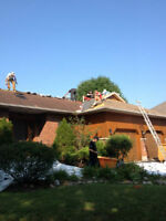 if you need a new roof give us a call lic & insured