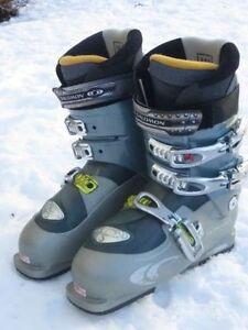Bottes de ski Salomon femme