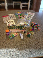 Items for a loot bag or pinata!