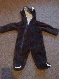 Gruffalo pram suit 3-6 months