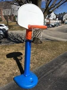 Basketball Net for Kids - Little Tikes $30 OBO