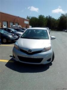 2014 Toyota Yaris LE AUTO LOADED ONLY $9560. CLICK SHOW MORE