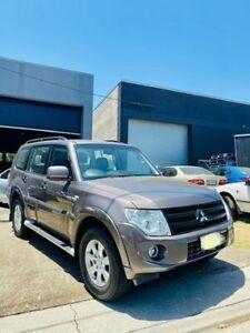 2013 Mitsubishi Pajero NW MY13 GLX-R Brown 5 Speed Sports Automatic Wagon Moorooka Brisbane South West Preview