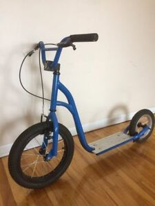 Vélo scooter de montagne - Mountain Scooter