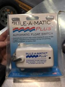 AUTOMATIC FLOAT SWITCH