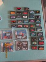 GAMEBOY ADVANCE GAMES