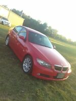 2006 BMW 325XI ALL WHEEL DRIVE SPORTS PACKAGE AND NAVIGATION!!!