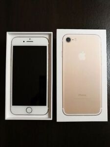 Iphone 7 Unlocked 32gig and cash for 7Plus 32gig