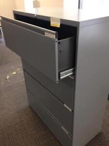 OFFICE SPECIALTY 4 DRAWER FILING CABINETS London Ontario image 1