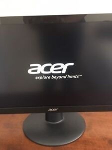 Acer Monitor Like-New in Box