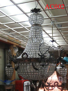 French Style Chandeliers and Wall Sconce at 50% OFF!
