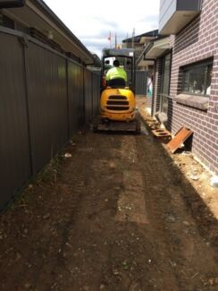 Tight access excavation and all your excavation needs
