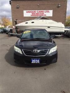 2010 Toyota Camry LE /  CERTIFIED