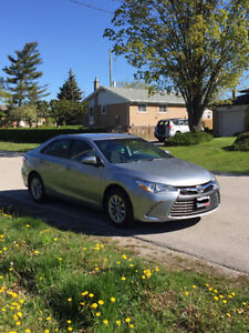 2016 Toyota Camry lease takeover