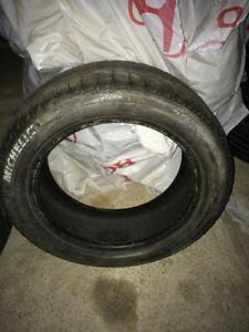 195/55r16 Michelin snow tires