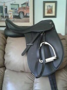 Supra Synthetic Dressage Saddle Package London Ontario image 7