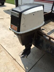 20 HP Viking outboard motor