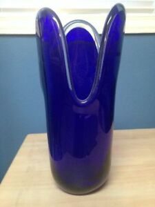 Pier one import Glasse Vase for sale