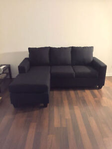 Brand New Small Sectional Perfect - Free Delivery! Canadian Made