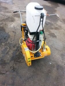 "Bartell Morrison IDP1813SS 18"" Walk Behind Concrete Saw GX390"