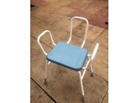 Mobility shower chair