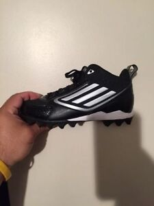 New Adidas football cleats size 1