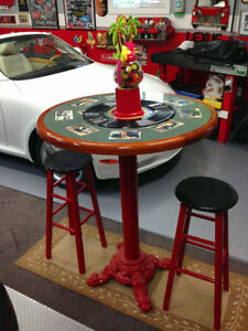 Cool Mancave/Garage table