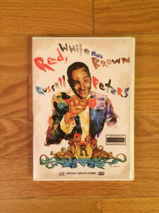 Russel Peters (Red, White and Brown) DVD set!!!! FOR SALE Oakville / Halton Region Toronto (GTA) image 1