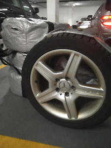 """Mercedes AMG 17"""" RIMS - For 2008 C-Class & newer"""