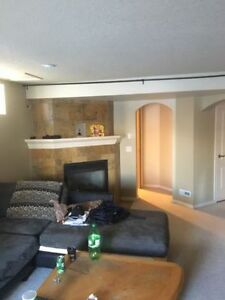 WALKOUT BASEMENT FULLY FURNISHED ALL INCLUSIVE AVAIL SEPT.1ST