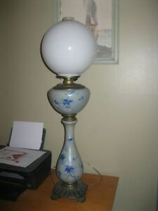 Superbe Lampe Antique - RARE! West Island Greater Montréal image 1