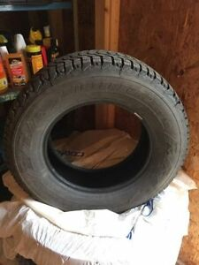 Firestone Winterforce P245/70R17