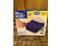 Scholl Foot Masssager