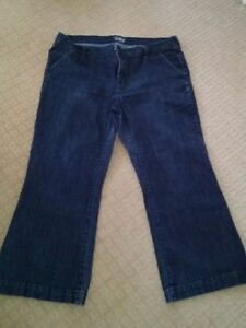 Old Navy Dark Wash Size 18 Short Jeans