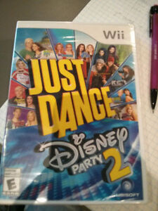 Just Dance Disney Party 2 Wii neuf