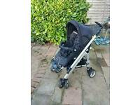 First come first served pram