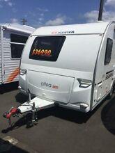 2013 Adria ALTEA 432PX  Caravan Unanderra Wollongong Area Preview