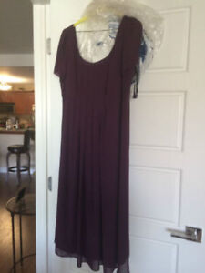 Alfred Sung Designer Dress